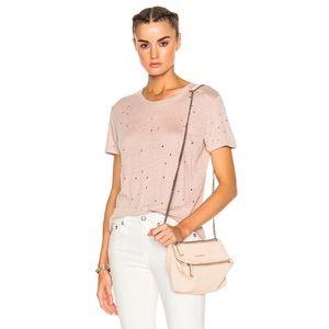 Iro clay t-shirt pink size small
